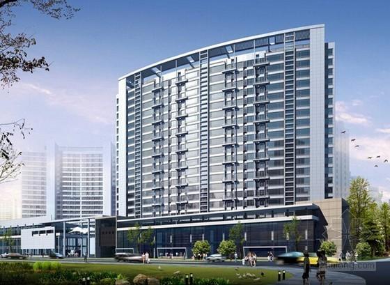 [北京]高档公寓楼室内精装修工程结算书(含全套图纸)