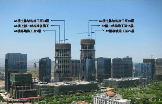 [江西]地标性超高层双子塔综合体施工组织设计(共480页 附施工全过程纪实照片)