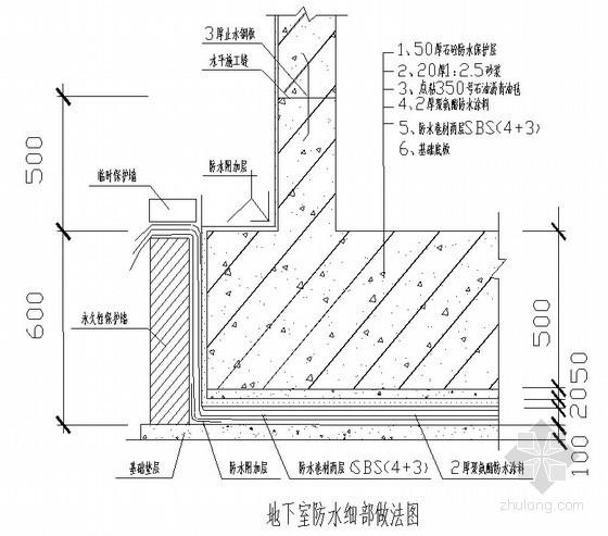 [天津]剪力墙结构高层住宅楼施工组织设计