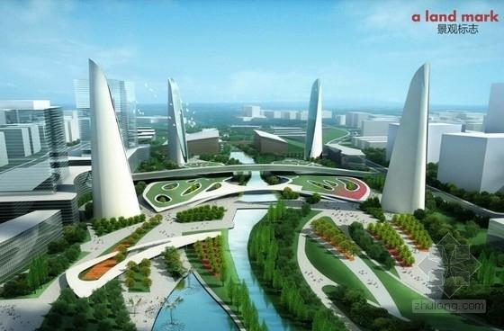 [吉林]生态文化城市景观设计方案