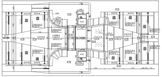[江苏]升卧式钢闸门水闸工程施工图(编制于2015年)