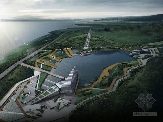 [武汉]爱国主义主题旅游核心区景观设计方案