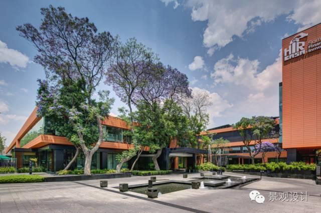 Coyoacán企业园区景观设计&阿里巴巴淘宝城