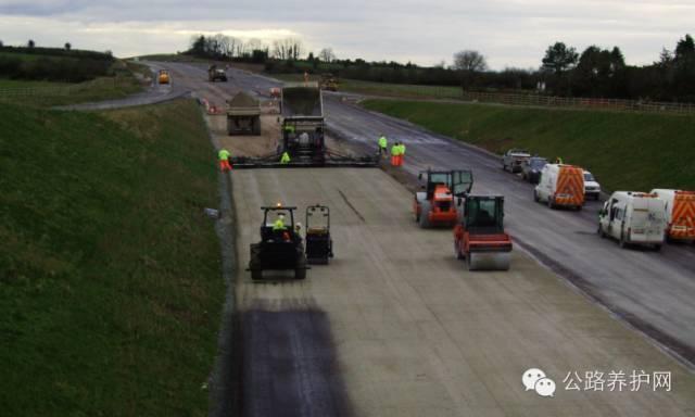 看国外是如何养护农村公路的