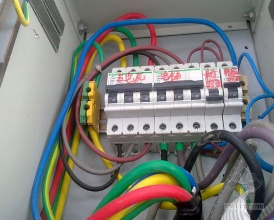 常规设备安装施工质量检查标准及存在问题总结(附图)
