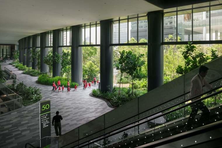 新加坡Comtech商业园区景观-20