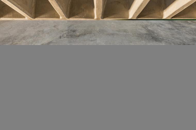 结构与空间融合的JardimdoSol住宅-34