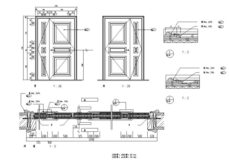 梁志天制图规范+室内CAD图库