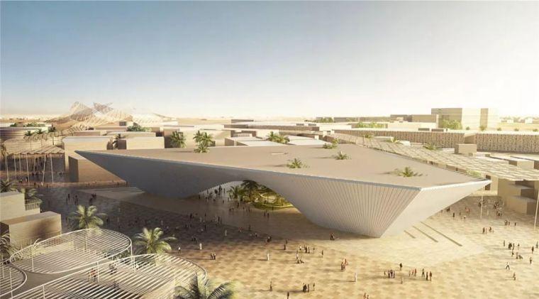 2020年迪拜世博会,你不敢想的建筑,他们都要实现了!_13