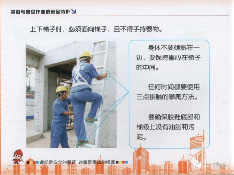 大用系列,建筑施工现场安全知识画册之高处作业_35