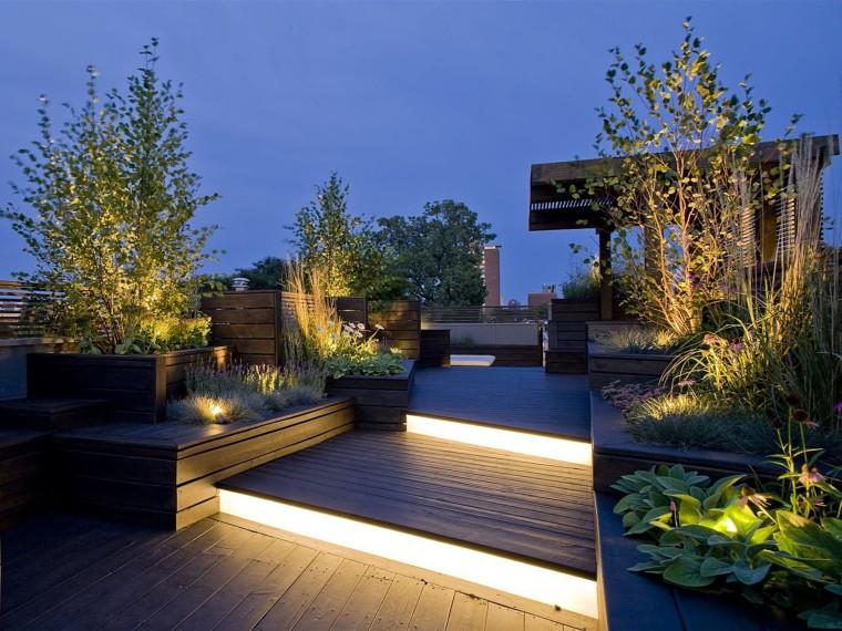 美国Lakeview屋顶花园