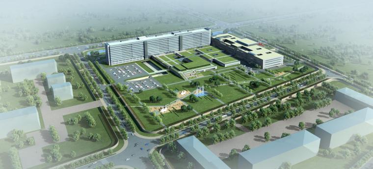 天津医科大学空港国际医院给排水施工方案