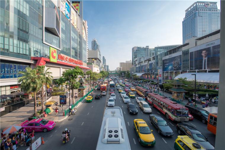 曼谷Gaysorn Ⅱ商业综合体设计:办公融合商业新形态-空间印象眼