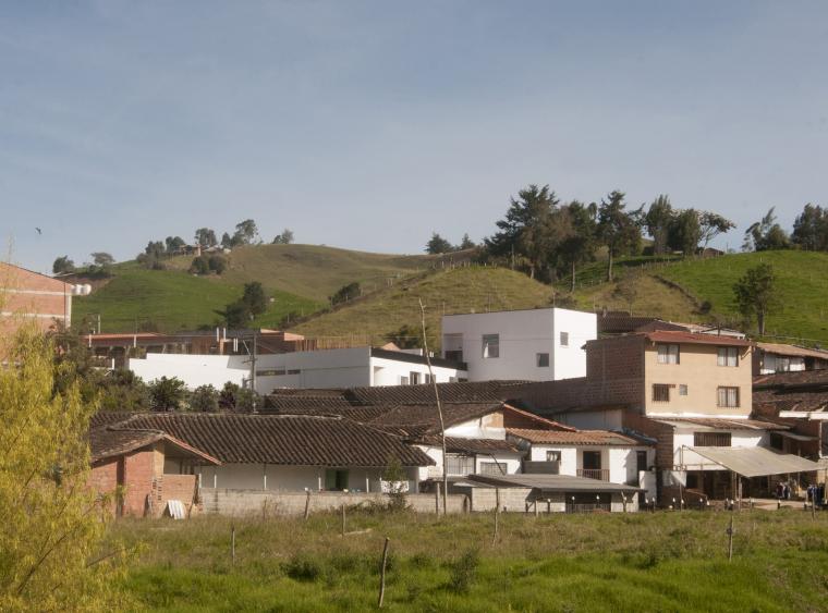 哥伦比亚Entrerrios教育公园_3