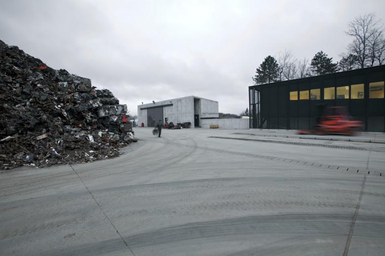 金属回收工厂_15