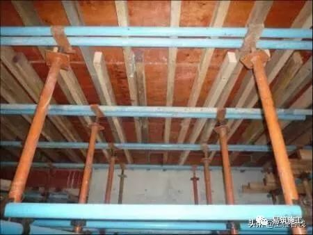 建筑工地的墙,梁,板的模板标准化做法_3