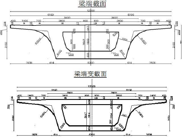 [浙江]铁路桥梁32m简支箱梁钢管立柱+贝雷梁支架现浇施工方案及计算书附CAD图纸