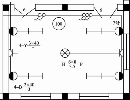 工程识图与AutoCAD之八建筑电气图课件PPT(58页)