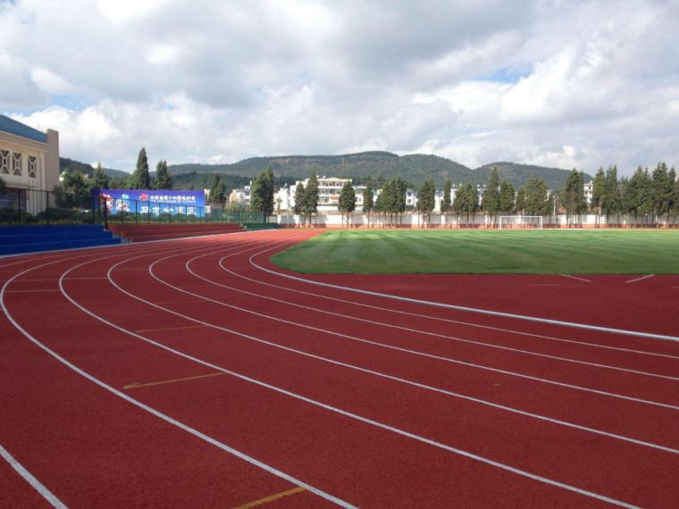 学校初中部运动场迁建工程