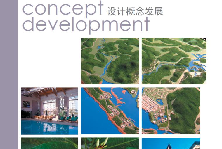 全套海南博鳌总体规划设计方案文本