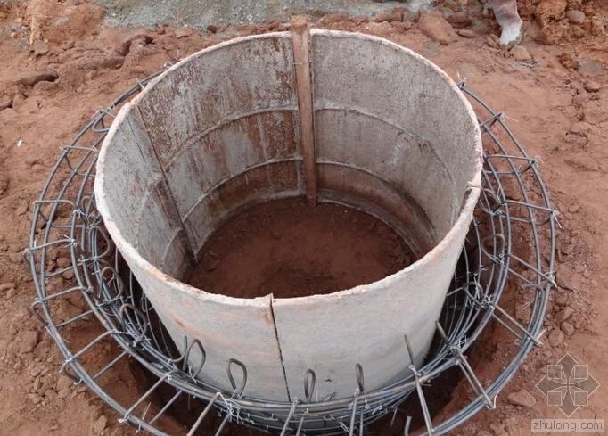 人工挖孔桩遇淤泥、流砂、溶洞处理的措施