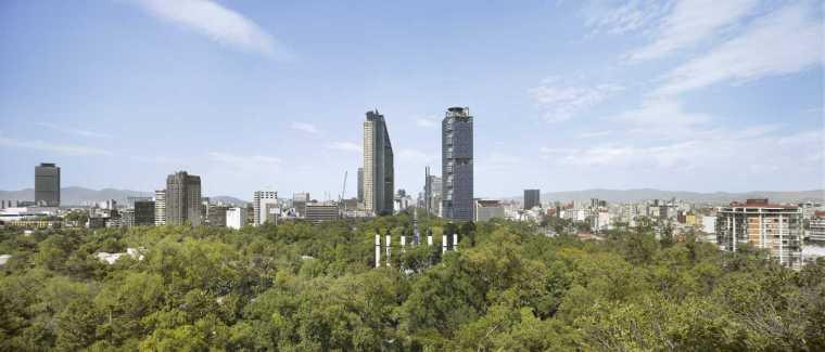 墨西哥BBVA银行大楼-2