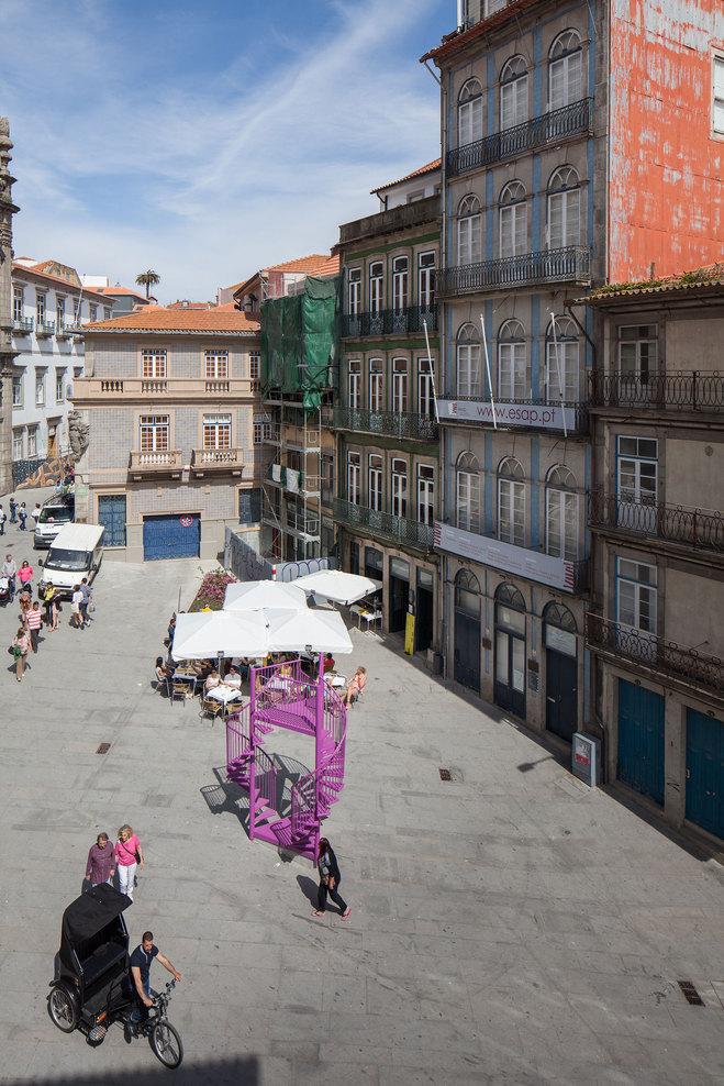 葡萄牙Tripod艺术装置_5