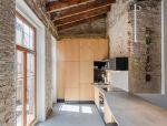 建筑改造之西班牙MUSICO ITURBI公寓改造设计