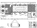 [新疆]欧式民族混搭风格餐饮空间设计施工图(附效果图)