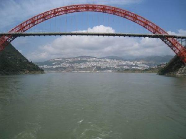 [重庆]巫溪大桥改建工程施工组织设计(96页)