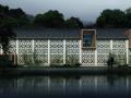 [浙江]中式工业创意文化产业园区景观改造设计方案(2017最新)