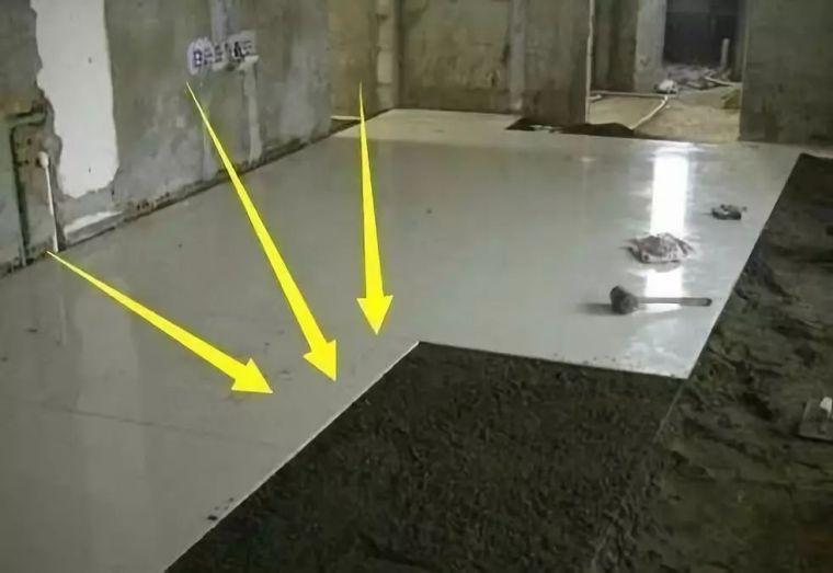 瓷砖干铺和湿铺区别这么大?难怪邻居家的泥瓦工贴砖从来不空鼓!