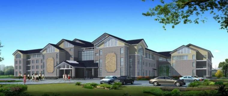 中北镇疗养院(C2)楼内装饰装修工程施工临时用电方案