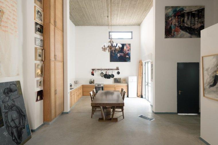 以色列阿拉伯风格的公寓