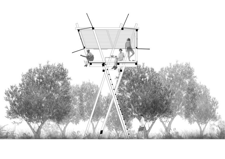 希腊Tragata新型瞭望台-29