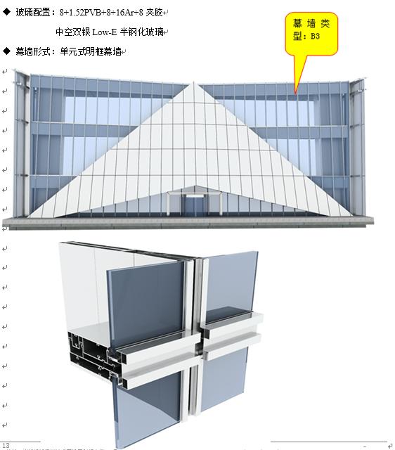 广州某商业建筑幕墙工程总体施工方案(177页)_4