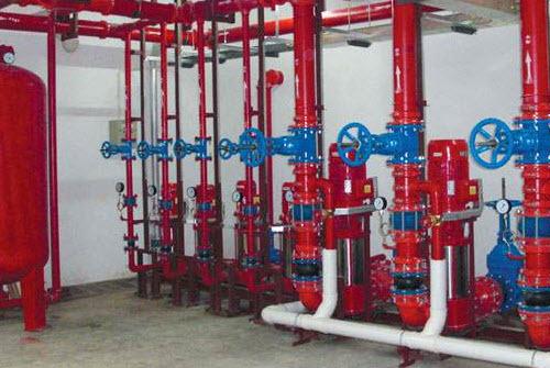 离心式消防水泵吸水管、出水管设置规定!