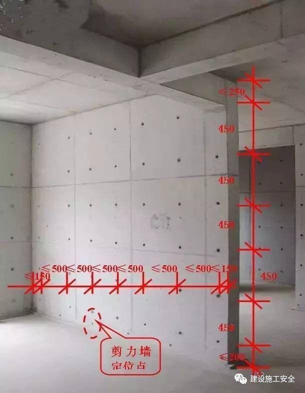 剪力墙、梁、板模板标准做法