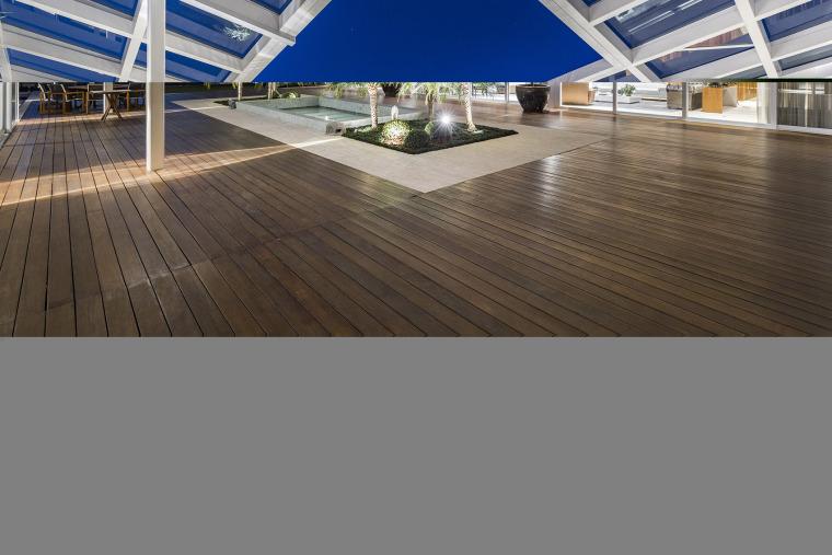 结构与空间融合的JardimdoSol住宅-14