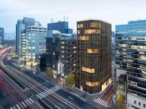 全球簡約辦公空間設計