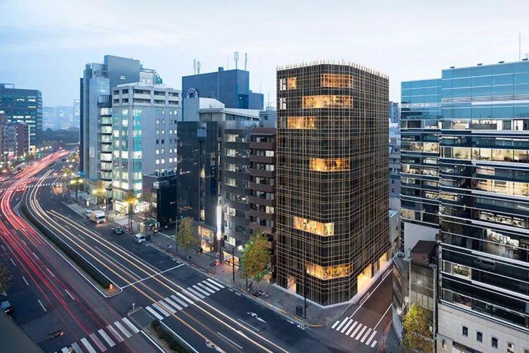 全球简约办公空间设计·最新7款