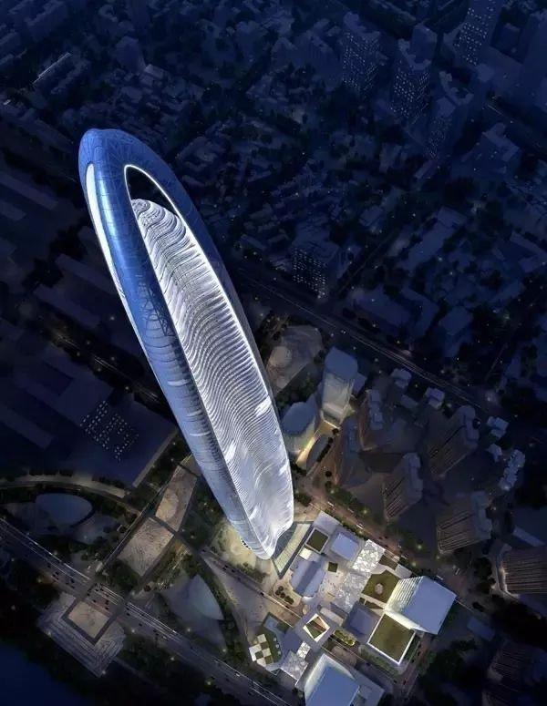 中国高度,建世界第二高楼,636米125层今年竣工!_4