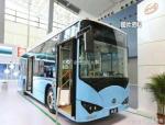 贵州首辆自动驾驶公交车将在贵安新区开展道路测试