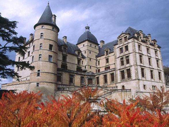 巴黎的欧式GRC建筑风格[广西GRC]