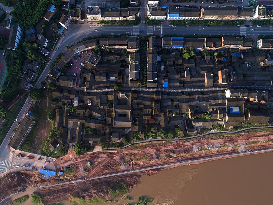 贵州赤水复兴古镇规划-1