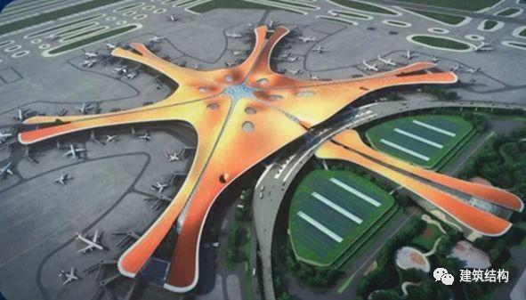 """""""新世界七大奇迹""""之首——北京新机场,史上最强总结!"""