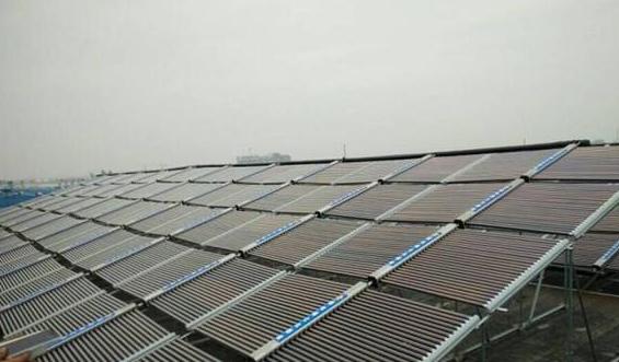 闭式太阳能热水系统中膨胀罐容积的选择