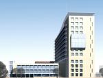 河北胸科医院室内装修设计方案及施工图