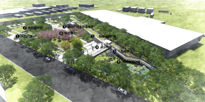 """[上海]""""海绵城市""""生态复合型公共休闲绿地景观规划设计方案_5"""