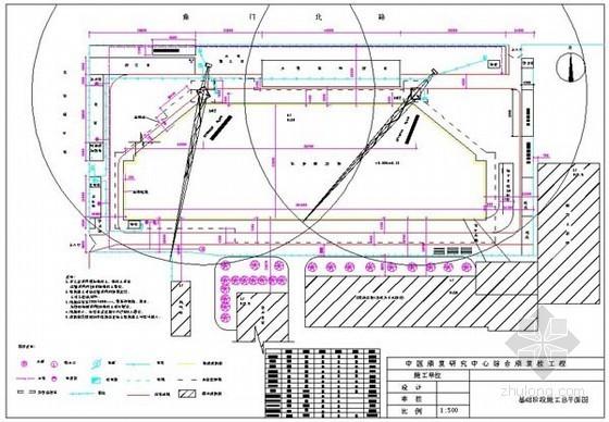 [北京]医院工程施工组织设计(结构长城杯、鲁班奖)